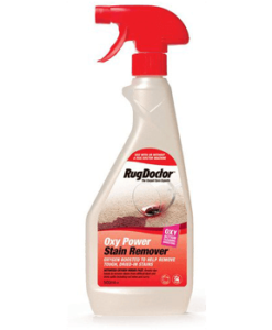 oxy power stain remover