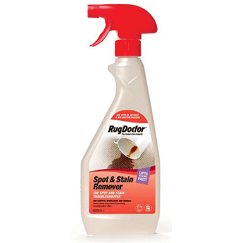 spot and stain remover spray