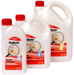 carpet cleaning detergent