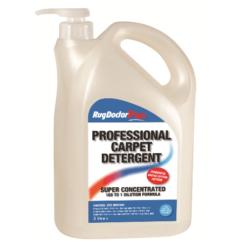 Carpet Detergent With Spotblok Rug Doctor