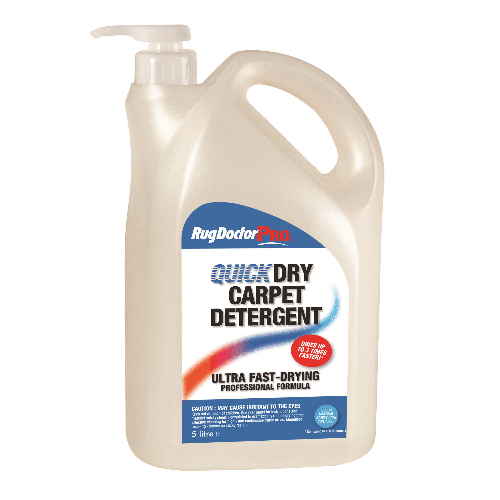 Rug Doctor Pro Quick Dry Carpet Detergent