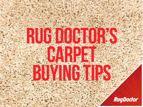 Carpet Buying Tips