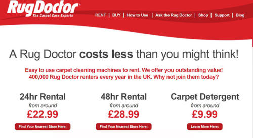 Rug-doctor-1-500x273 Cleaning the Carpets with Rug Doctor (Guest Blog by Clare Elise)