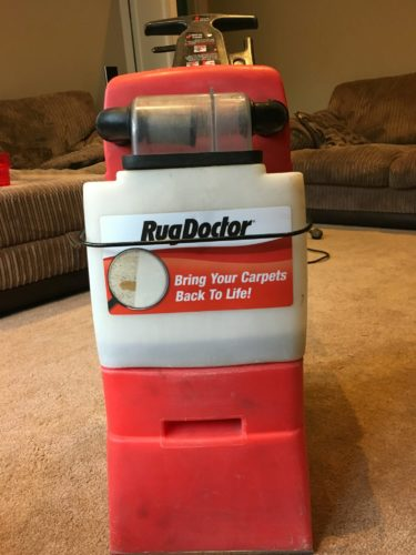 Rug-Doctor-machine-375x500 Rug Doctor Hire Review (Guest Blog by Mummy