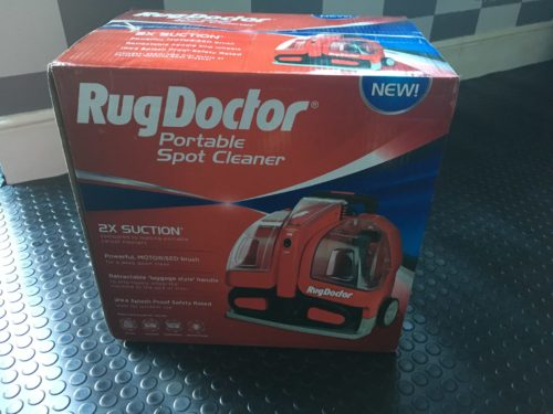 Rug-Doctor-portable-spot-cleaner-500x375 Rug Doctor Hire Review (Guest Blog by Mummy Mishaps)