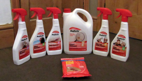 product-range-500x285 Cleaning Up With Rug Doctor (Guest Blog by Diary of the Dad)