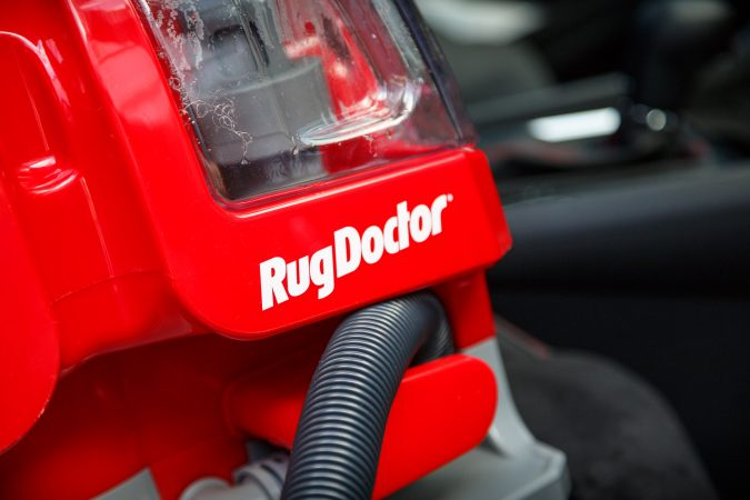 rd5 Rug Doctor Portable Spot Cleaner Review (Guest Blog by Motor Verso)