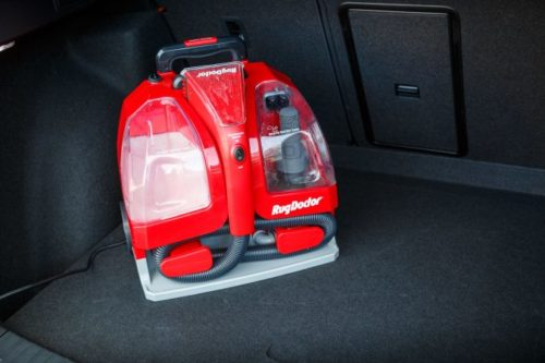 Rug Doctor Portable Spot Cleaner Review Guest Blog By Motor Verso