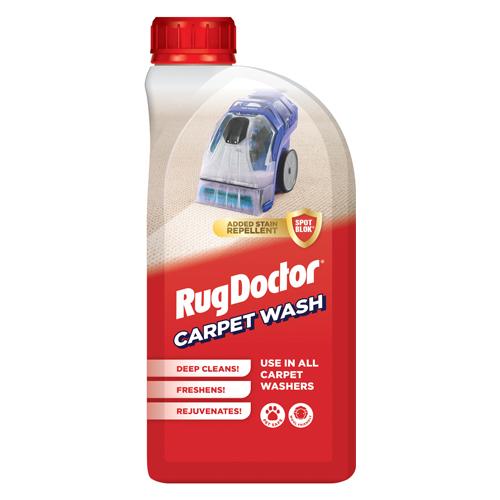 Rug Doctor Carpet Wash