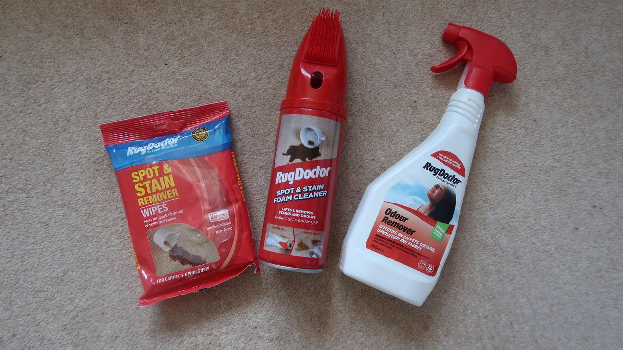 Rug-Doctor-cleaning-solutions Rug Doctor Cleaning Solutions Review (Guest Blog by The Mummy Bubble)