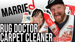 Rug Doctor Carpet Cleaner Married Review