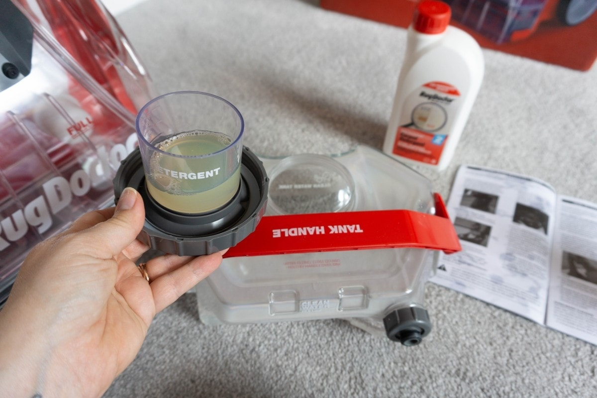 Scrapbook-blog-2 Rug Doctor's Awesome Cleaning Solutions (Guest Blog by Scrapbook Blog)