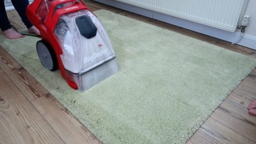 Rug-Doctor-Deep-Clean-Carpet-500x281 How Clean Is Your Carpet? (Guest Blog by Pip Milburn)