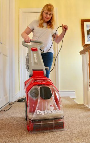 Rug-Doctor-Pip-Milburn-Cleaning-316x500 How Clean Is Your Carpet? (Guest Blog by Pip Milburn)