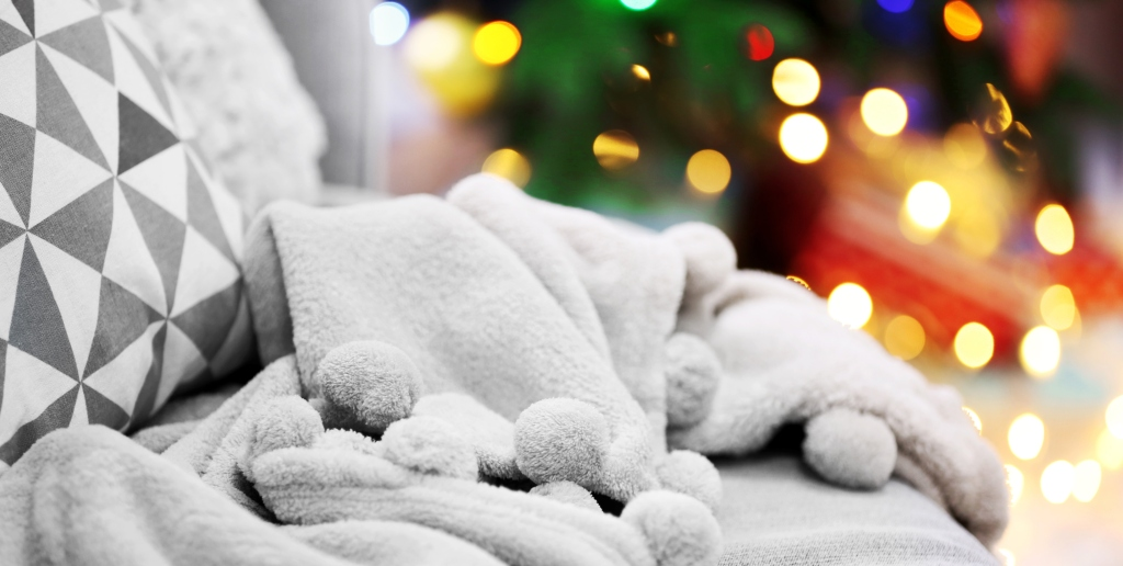 blankets-sized Getting Your Home Ready for Christmas