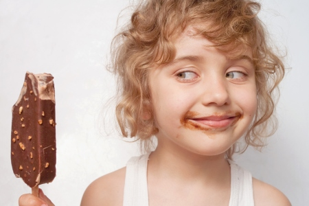 child-chocolate-450 How to Remove Chocolate Stains