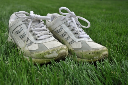 trainers-450 How to Remove Grass Stains