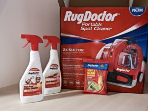 Rug Doctor Products