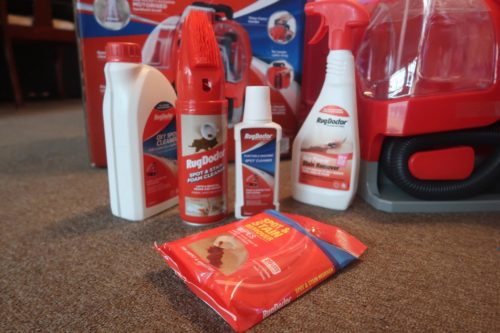 Kristine-3-500x333 Rug Doctor Portable Spot Cleaner Review (Guest Blog by Kristine's Blog)