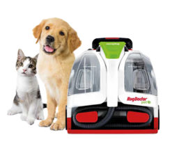 Pet Portable Spot Cleaner