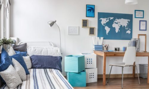 Student-Bedroom-500x299 Student Cleaning Tips