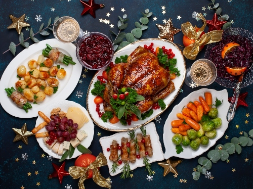 festive-feast How to Have a Stress-Free Christmas Day