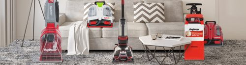 Rug Doctor cleaning machines
