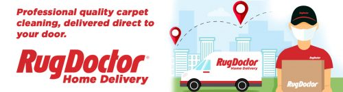 Rug Doctor Home Delivery